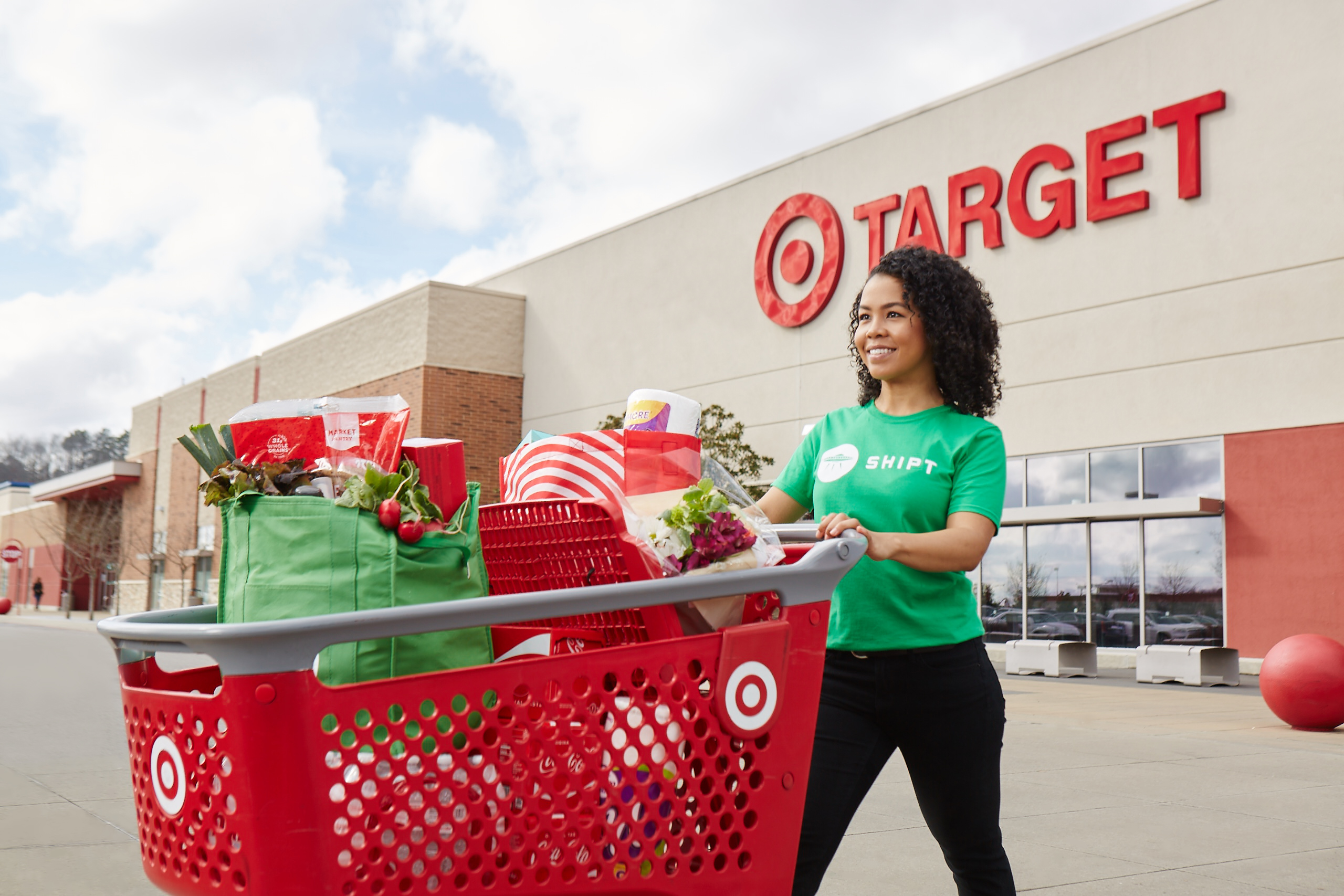 Target executive replaces Shipt founder as CEO