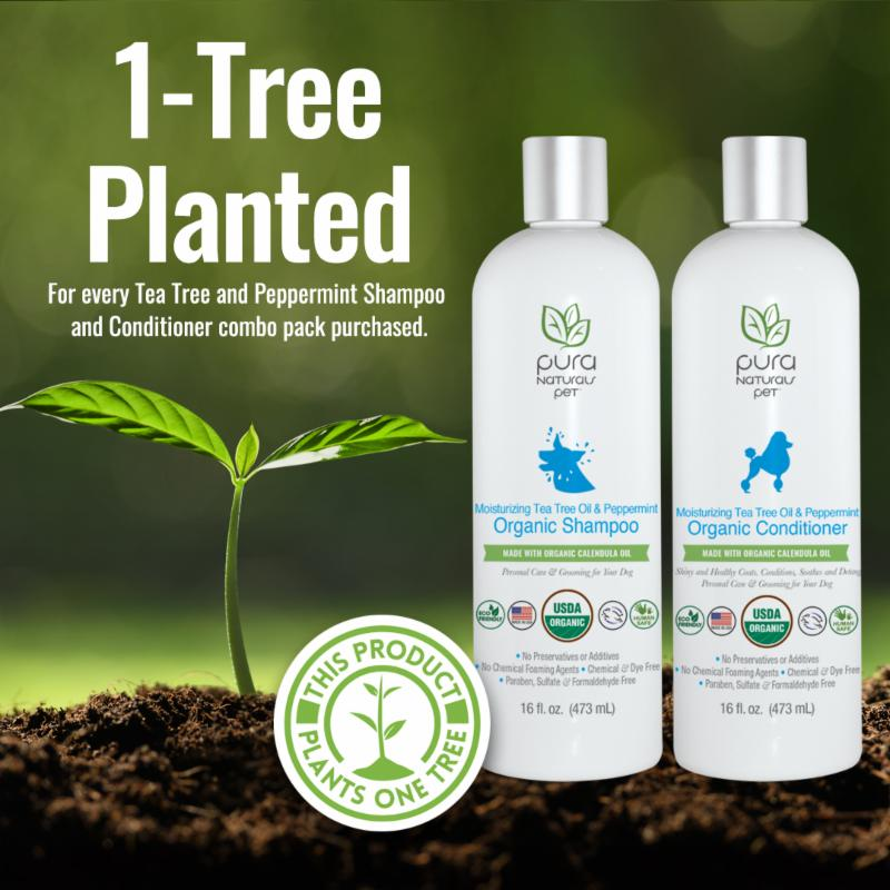 Pura Naturals Pet Launches 1-Tree Planted Eco Program For Earth Day