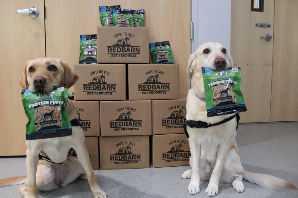 Redbarn Pet Products Named Official Treat Sponsor for Dogs4Diabetics