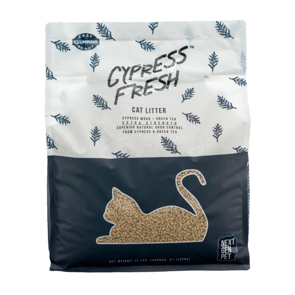 An image of Next Gen International Corp - Cypress Fresh Litter (14lbs)(Bag) LARGE BAG