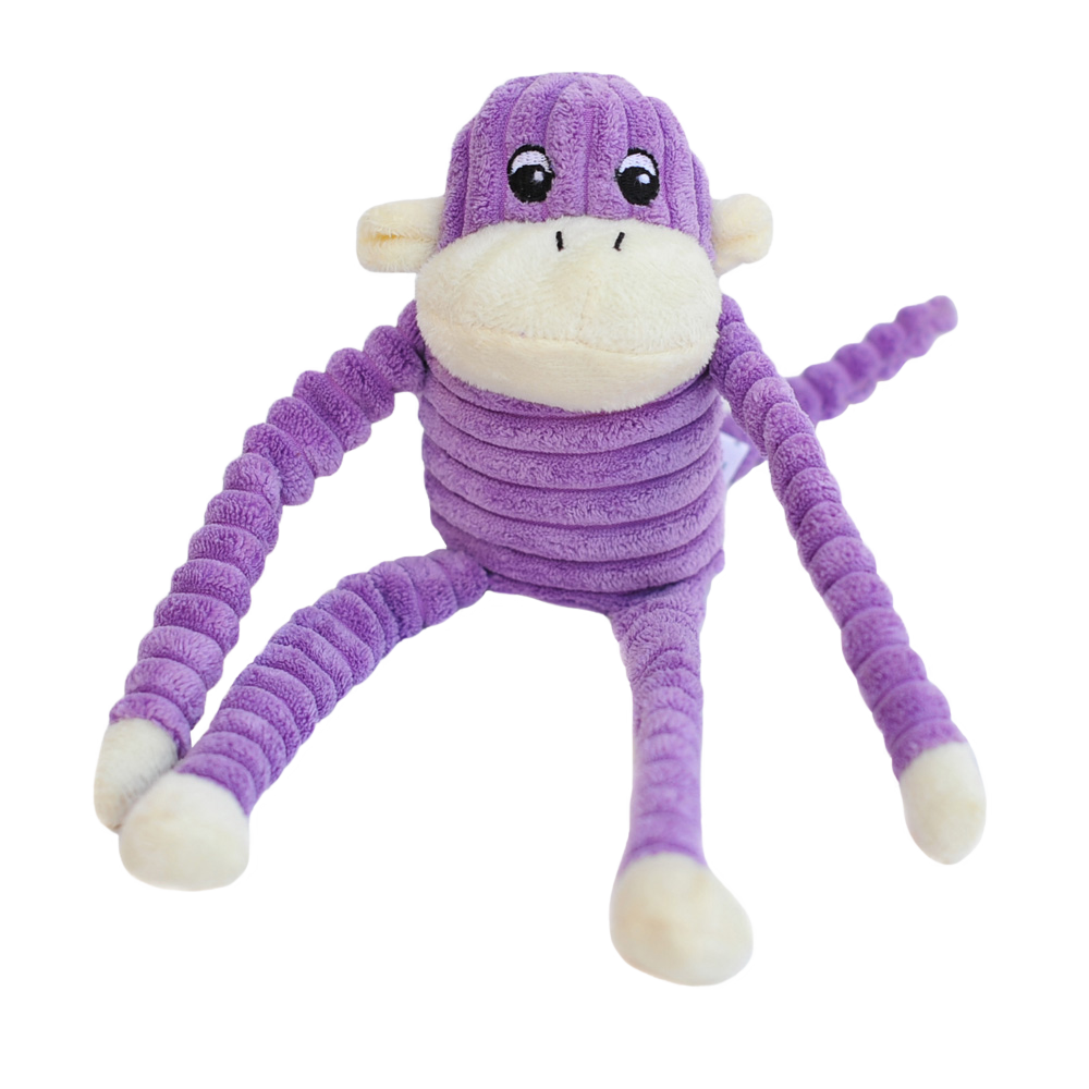 An image of ZippyPaws - ZP047 Spencer the Crinkle Monkey - Large