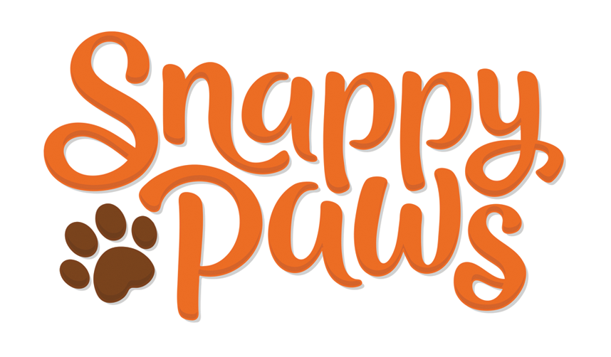 Snappy Paws Plant Based Cat Litter Logo Image