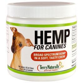 An image of Terry Naturally Animal Health, a EuroPharma brand - Hemp for Canines