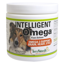 An image of Terry Naturally Animal Health, a EuroPharma brand - Intelligent Omega