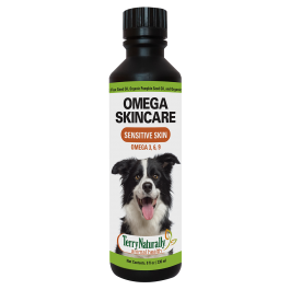 An image of Terry Naturally Animal Health, a EuroPharma brand - Omega Skincare