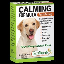 An image of Terry Naturally Animal Health, a EuroPharma brand - Calming Formula