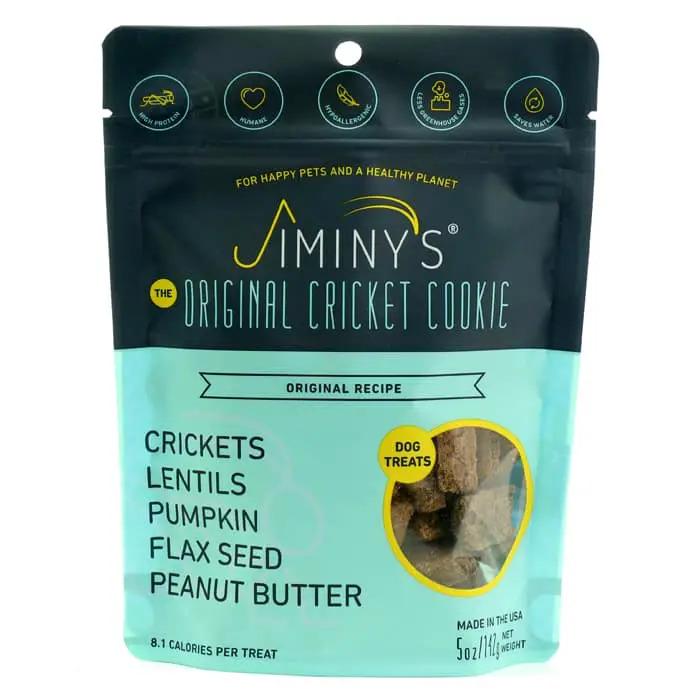 An image of Jiminy's - Cricket Cookie - Original Recipe
