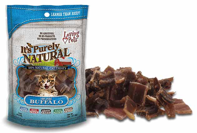 An image of Loving Pets - It's Purely Natural Buffalo Meat Strips
