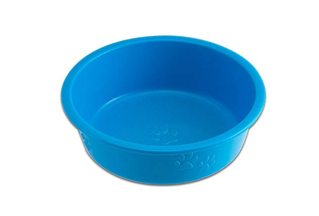 An image of Loving Pets - Dolce Luminoso Bowl - Blue
