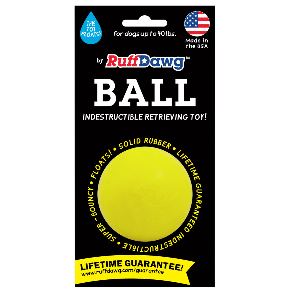 An image of RUFF DAWG - Ball