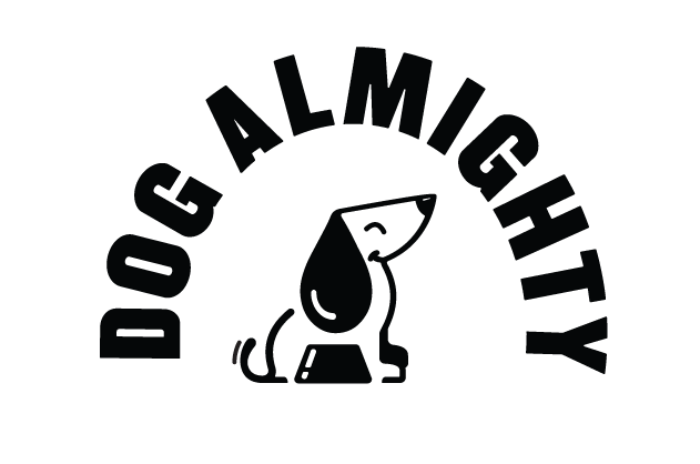 Dog Almighty Elixirs Logo Image