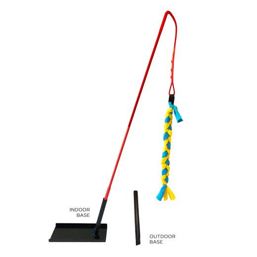 An image of Tether Tug - Small Tether Tug (Indoor/Outdoor Toy)