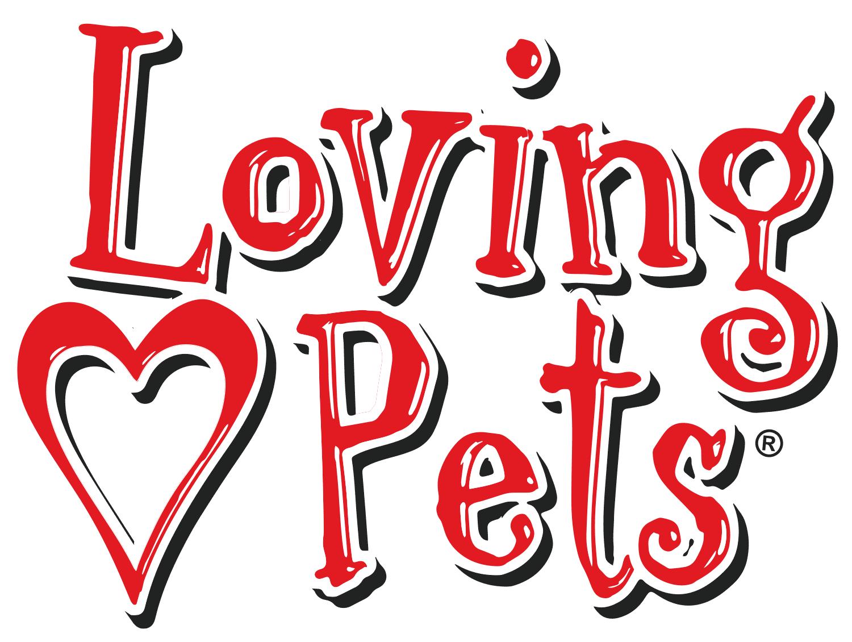 Loving Pets Logo Image