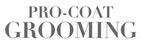 Pro-Coat Grooming Logo Image