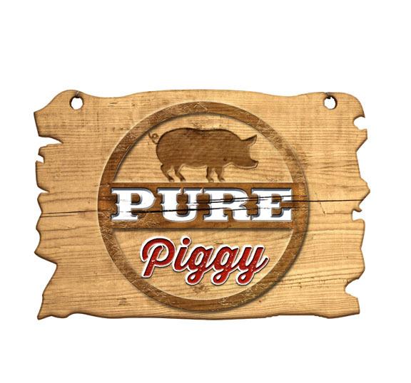 Pure Piggy Logo Image