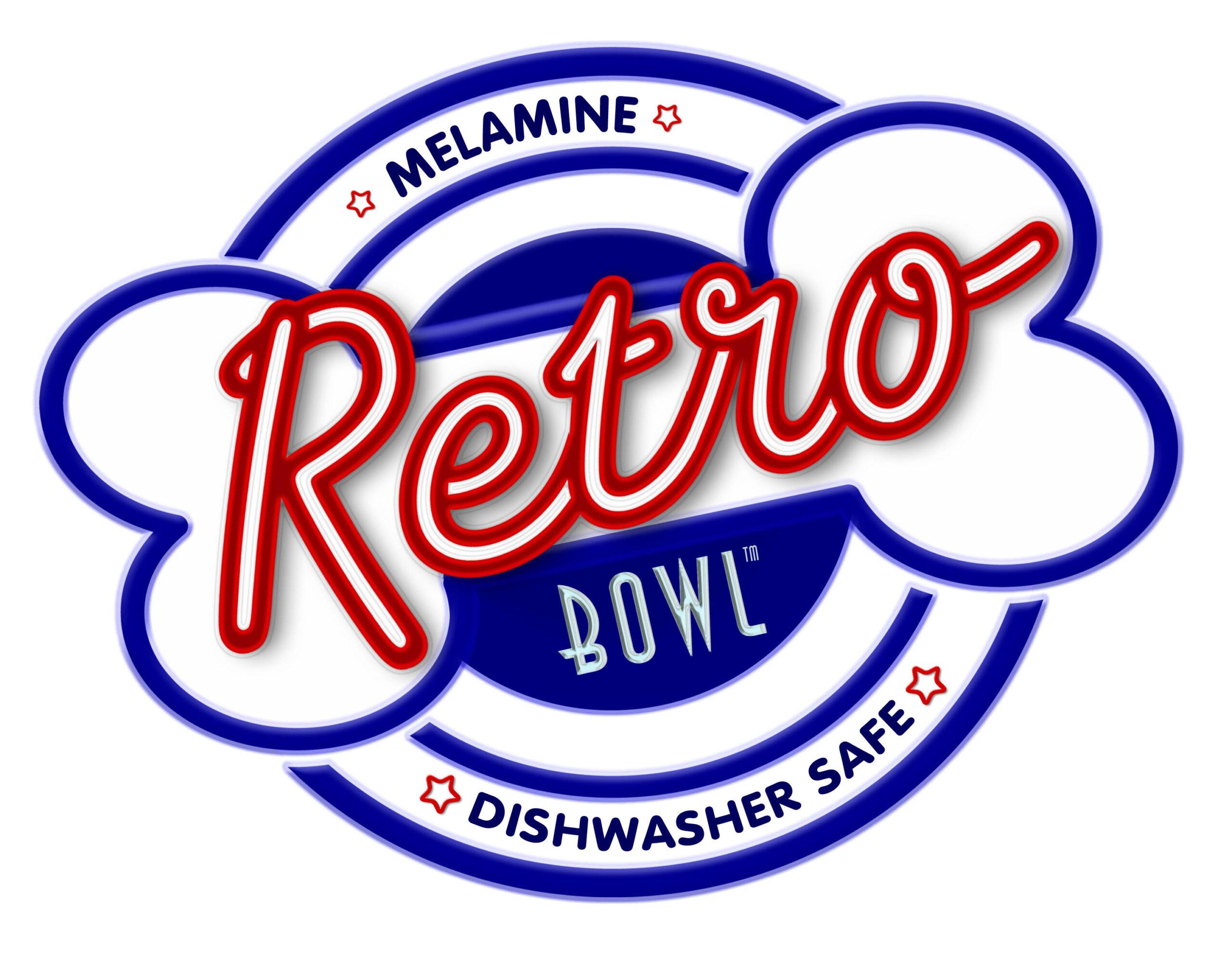 Retro Bowl Logo Image