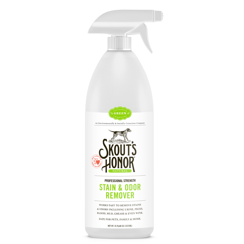 An image of Skout's Honor - Stain & Odor Remover (35 oz)