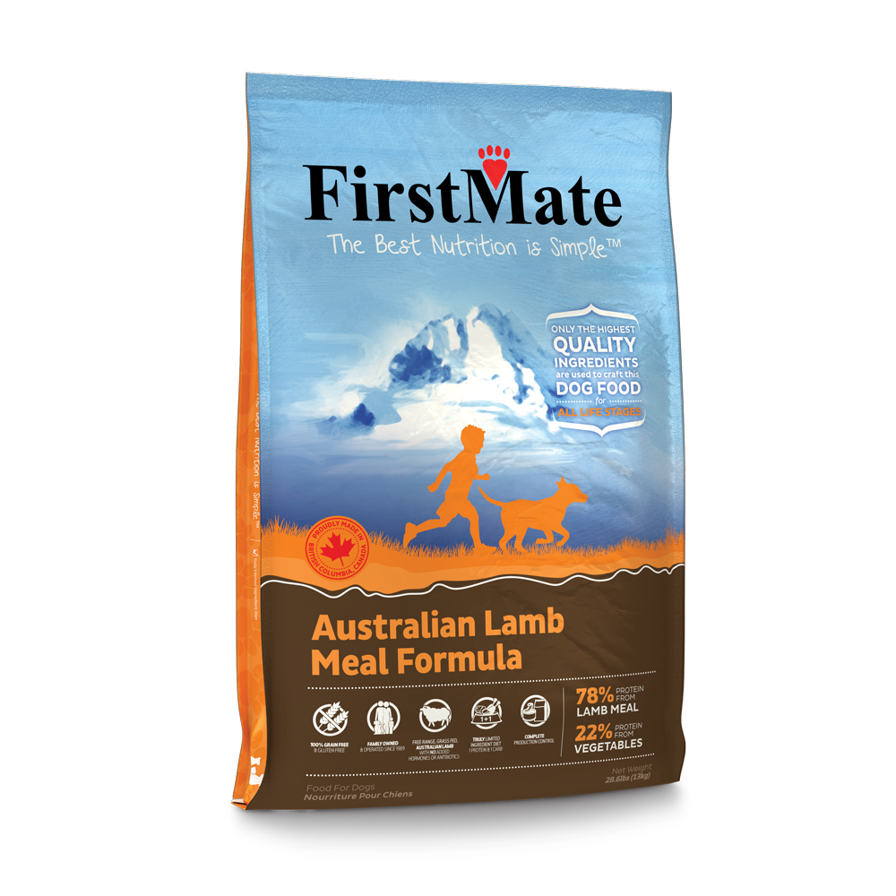 An image of FirstMate Pet Foods - FirstMate Limited Ingredient Australian Lamb 28.6lb