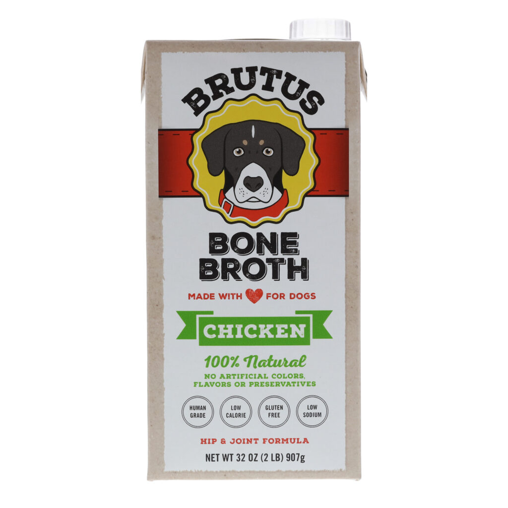 An image of Brutus Broth - Brutus Bone Broth - Chicken Flavor (Case of 12)