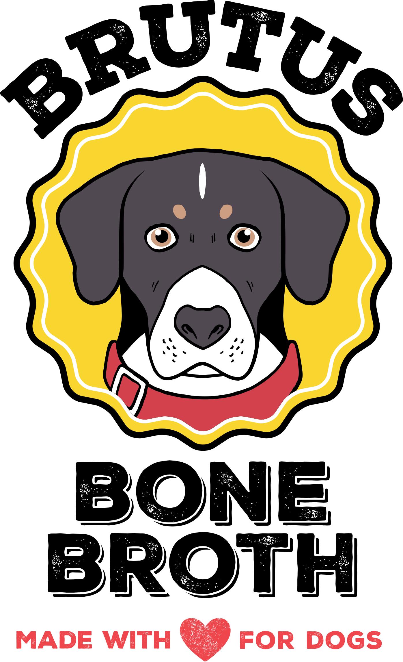 Brutus Broth Logo Image