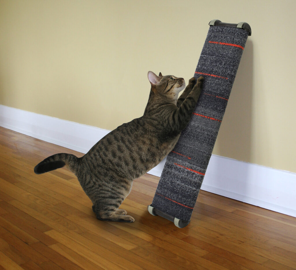 An image of Omega Paw Inc. – Lean-it Scratch Post 26″