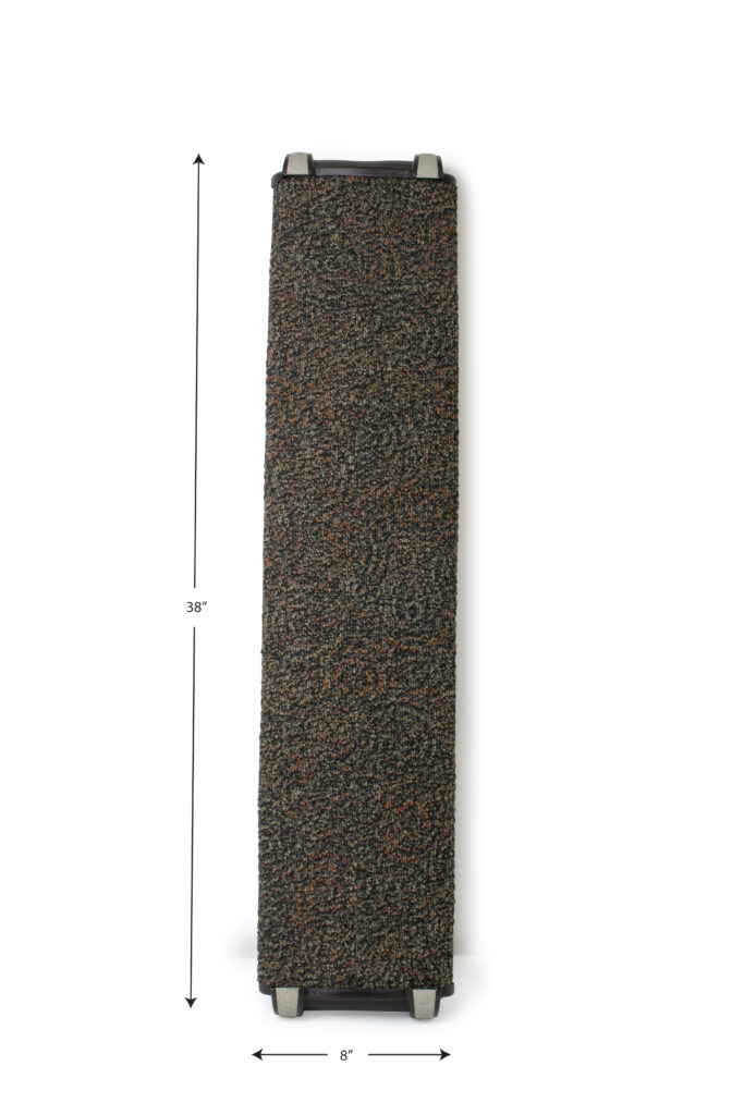An image of Omega Paw Inc. - Wide Lean-it Scratch Post Large
