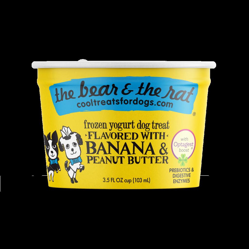 An image of The Bear & The Rat – Banana & Peanut Butter