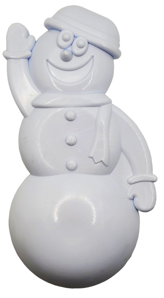 An image of SodaPup - True Dogs, LLC - MKB Snowman - White