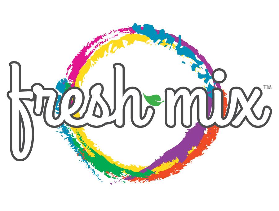 Fresh Mix Logo Image